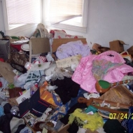 Hoarding-site-cleanout