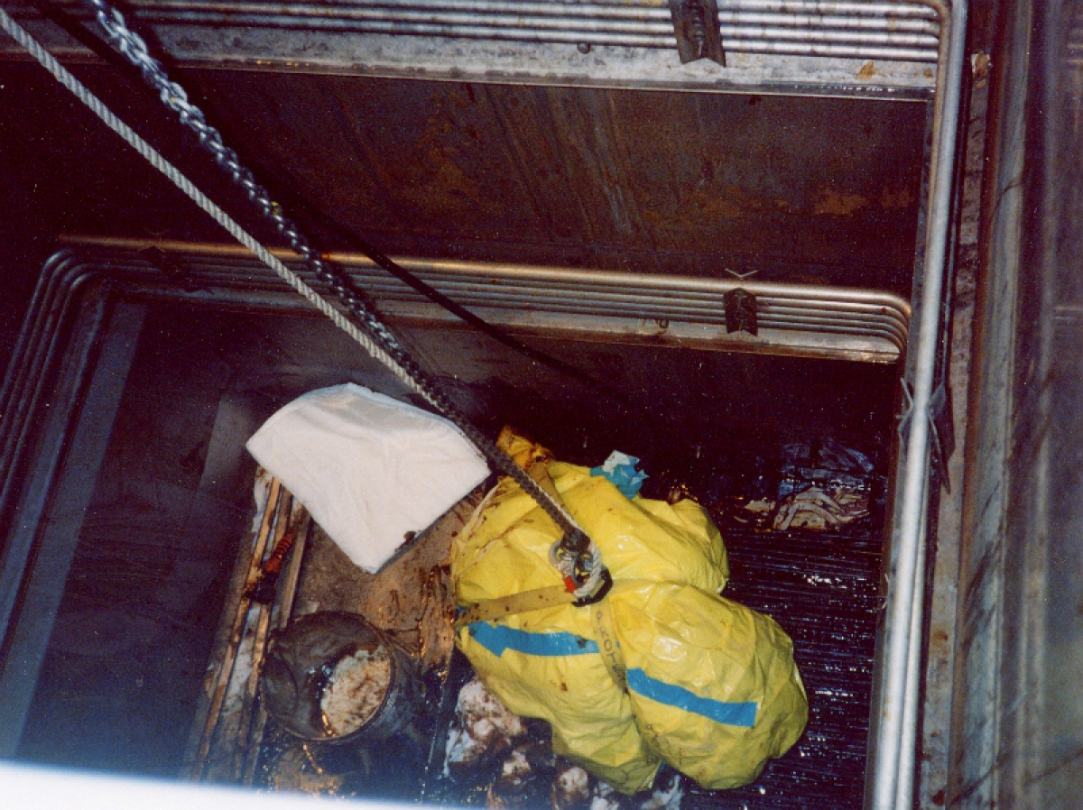 Water Tank Confined Space : Osha confined space certified remediation repair and