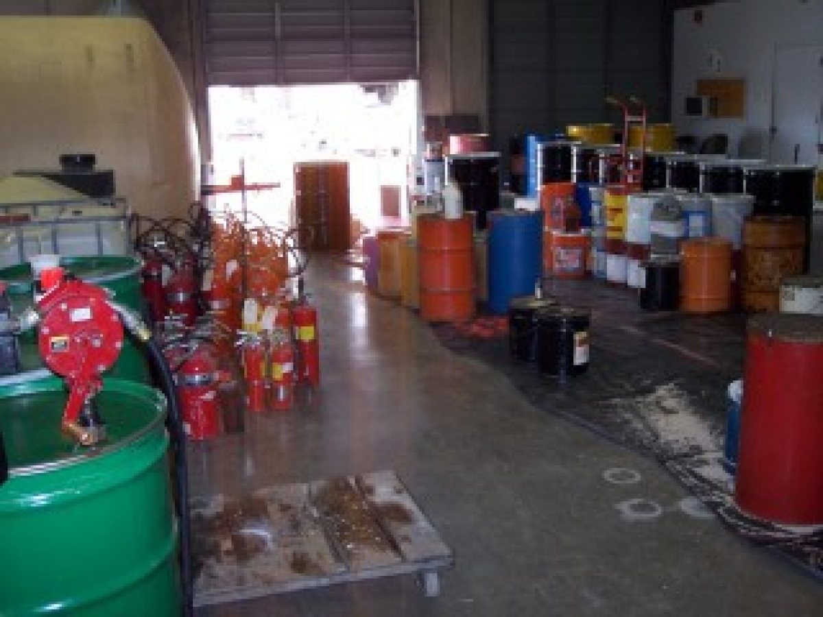 Hazardous Waste Disposal Dallas Fort Worth Arlington