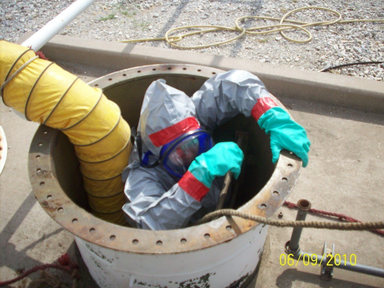 The Confined Space Initiative