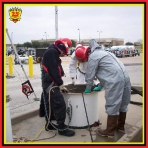 Confined Space Clean-up Service Texas - 10