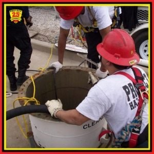 Confined Space Clean-up Service Texas - 12