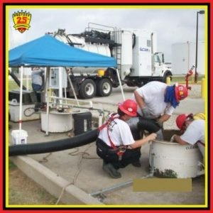 Confined Space Clean-up Service Texas - 6