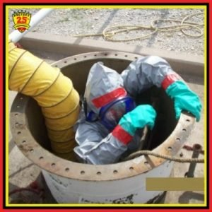 Confined Space Clean-up Service Texas - 7