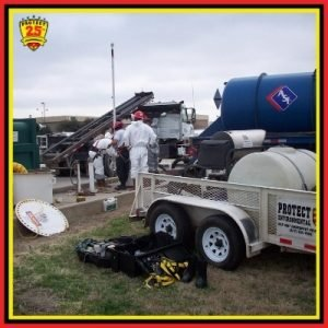 Confined Space Clean-up Service Texas - 8