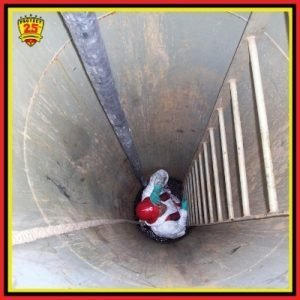 Confined Space Clean-up Service Texas - 9