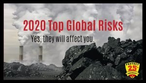 The Top 5 Global Risks According to World Economic Forum