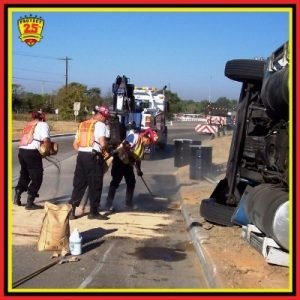 Fuel Spill Clean-up Service Texas