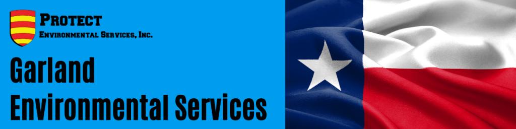 Environmental Services Garland Texas