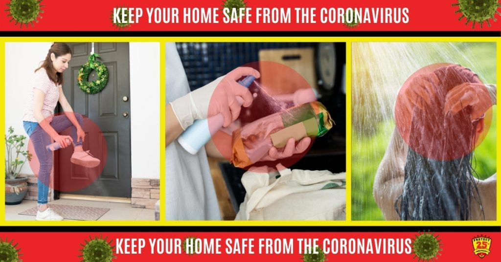 How to keep your home safe from the Coronavirus