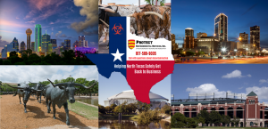 Texas Environmental Service Projects