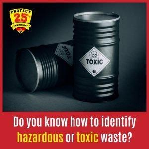 What are hazardous wastes_