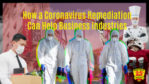How COVID-19 is Affecting 5 Business Industries and How Coronavirus Remediation Can Help Them Stay Afloat